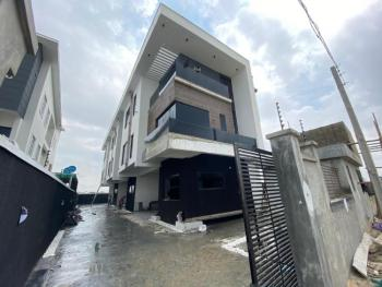 90% Finished Nicely Built Four Bedroom Terrace, Ikate Elegushi, Lekki, Lagos, Terraced Duplex for Sale