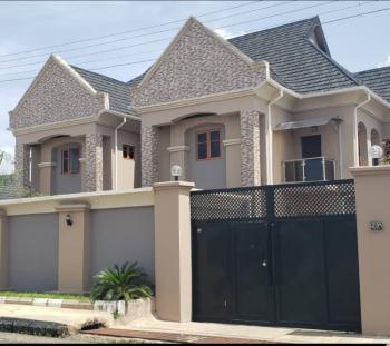 Tasstefully Built 4 Bedroom Semi Detached Duplex with Bq, Aerodrome Gra, Samonda, Ibadan, Oyo, Detached Duplex for Rent