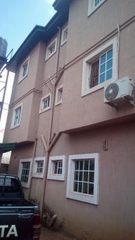 Newly Built Block of 6 Flats, By Cornerstone Avenue, Trans Ekulu, Enugu, Enugu, Block of Flats for Sale