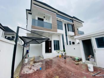 Tastefully Finished 4 Bedroom Semi Detached Duplex with Bq, Chevron, Lekki Phase 1, Lekki, Lagos, Semi-detached Duplex for Sale