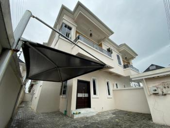 Brand New 4-bedroom Semi-detached House with Bq, Chevron Alternative Route, Lekki, Lagos, Semi-detached Duplex for Rent