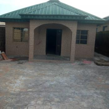 Newly Built 3 Bedroom Flat Alone in Compound., Ayetoro Itele Close to Ayobo, Ipaja, Lagos, Flat for Rent