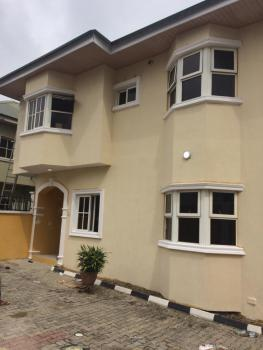 Stunning 4 Bedroom Duplex with a Room  Bq in a Secured Estate., Oniru, Victoria Island (vi), Lagos, House for Rent