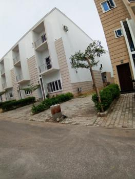 Brand New and Well Finished 4 Bedroom Terraced Duplex with 1 Room Bq, Rosewood Estate,mabuchi, Abuja, Mabuchi, Abuja, Terraced Duplex for Rent
