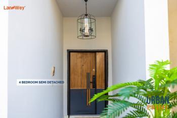 4 Bedroom Semi Detached, Sangotedo, Ajah, Lagos, Semi-detached Bungalow for Sale