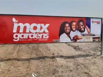 Land in Uyo, Akwa Ibom Along Airport Road (max Gardens Estate), Land for Sale in Akwa Ibom, Uyo, Nigeria (private Property in Estate), Uyo, Akwa Ibom, Land for Sale