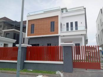 Newly Built 6 Bedroom Detached House, Pinnock Beach Estate, Osapa, Lekki, Lagos, Detached Duplex for Sale