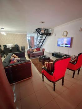 Luxuriously Serviced 3 Bedroom Water View Apartments., 1004 Estate Off Samuel Manuwa Street, Victoria Island (vi), Lagos, Flat Short Let