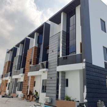 Automated 4 Bedroom Terrace with Bq, Off Kusenla Road., Ikate Elegushi, Lekki, Lagos, Terraced Duplex for Sale