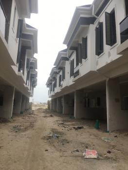 Newly Built 4 Bedroom Terrace Duplex with 90% Completed, Orchid Road, Lekki Phase 2, Lekki, Lagos, Detached Duplex for Sale