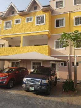 Spacious Luxury 4 Bedroom Terrace Duplex, Onikoyi, Parkview, Ikoyi, Lagos, Terraced Duplex for Sale