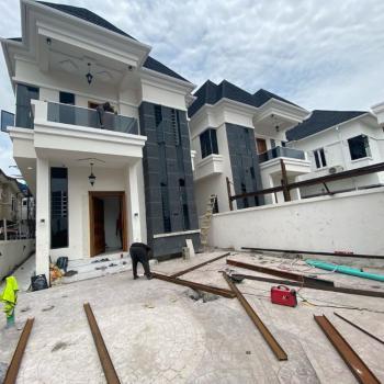 Super Luxury Fully Detached  5 Bedroom Duplex, Chevron Drive, Lekki, Lekki Phase 2, Lekki, Lagos, Detached Duplex for Sale