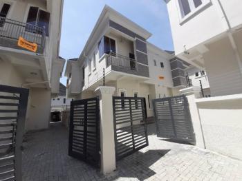 Nicely Finished 4 Bedroom Duplex with Bq, Chevron Alt Route, Lekki Phase 2, Lekki, Lagos, Semi-detached Duplex for Rent