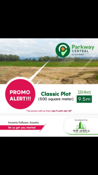 C of O, Parkway Central Burknor Road 15 Minutes Drive From Muritala Airport, Isolo, Lagos, Mixed-use Land for Sale
