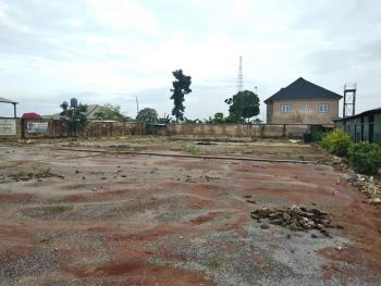 4 Plots of Land Fenced and Gated with C of O, Off Itokin Road, Sabo, Ikorodu, Lagos, Mixed-use Land for Sale