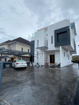 Newly Built 5 Bedroom Detached House with a Bq, Orchid Road, Lafiaji, Lekki, Lagos, Detached Duplex for Sale