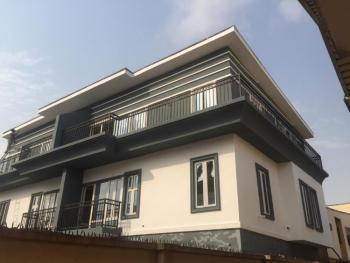Luxury 2 Nos of 4 Bedroom Semi Detached House, Estate, Ojodu, Lagos, Semi-detached Duplex for Sale