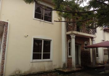 Fully Detached Duplex Plus a Bq, in a Gated Estate, Off Adebimpe Street, Lekki Phase 1, Lekki, Lagos, Detached Duplex for Rent