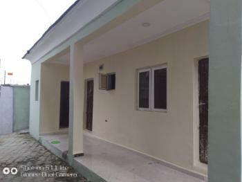 1 Bedroom Self Contained, Katsina Estate., Life Camp, Gwarinpa, Abuja, Detached Bungalow for Rent