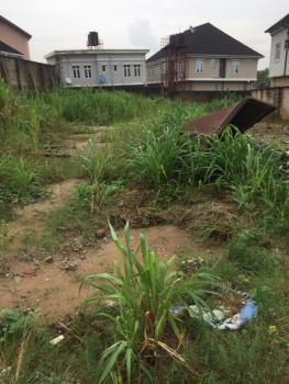 1 Full Plot of Dry and Table Land, Journalist Estate, Berger, Arepo, Ogun, Residential Land for Sale