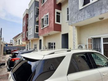 Fantastic 4 Bedroom Terrace Fully Serviced with Boys Quarter, Platinum Way, Nicon Town Axis, Lekki, Lagos, Terraced Duplex for Rent