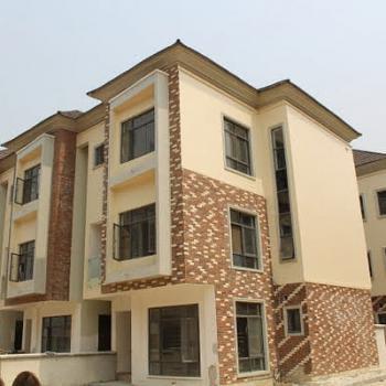 Superb 4 Bedroom Terrace Duplex with Bq, Osapa London, Osapa, Lekki, Lagos, Terraced Duplex for Sale