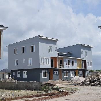 Lekki 3 Bedroom Terrace Duplex, Oribanwa, Ibeju Lekki, Lagos, Terraced Duplex for Sale