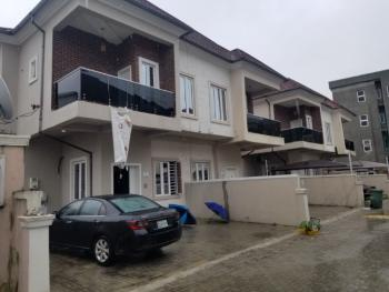 Exquisite 4 Bedroom with Bq., Orchid Hotel Road,  By Second Toll Gate, Lekki Expressway, Lekki, Lagos, Semi-detached Duplex for Rent
