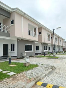 Luxury 3 Bedroom Duplex with Bq, Nike Art Gallery Road, Ikate Elegushi, Lekki, Lagos, Terraced Duplex for Sale