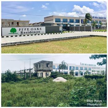Beautiful Gated and Fenced Estate in a Strategic Location, Eleko Beach Road Near Pan Atlantic University, Eleko, Ibeju Lekki, Lagos, Mixed-use Land for Sale