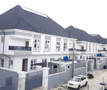 Luxury 4 Bedroom Semi-detached Duplex, Chevron Lekki Lagos., Idado, Lekki, Lagos, Semi-detached Duplex for Sale