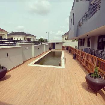 Superb Brand New and Exquisitely Built 4 Bedroom Terrace Duplex with Bq, Banana Island, Ikoyi, Lagos, Terraced Duplex for Sale