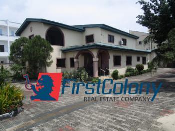 Lone Massive 4 Bedroom Detached Duplex on Large Grounds, Off Palace Road, Oniru, Victoria Island (vi), Lagos, Detached Duplex for Rent