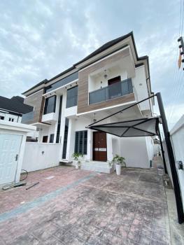 a Lovely 4 Bedroom Semi Detached Duplex with Bq, Chevron, Lekki, Lagos, Detached Duplex for Sale