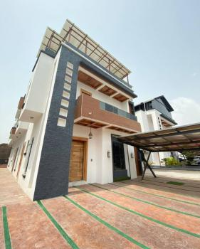 a Beautiful New 5 Bedroom Fully Detached Duplex with Bq, Ikota, Lekki, Lagos, Detached Duplex for Rent