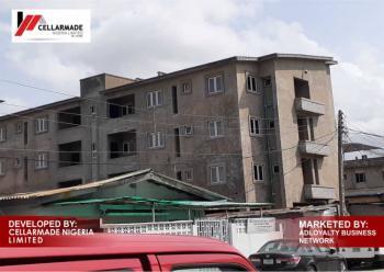 Spacious 3 Bedroom Apartment with Bq, 34, Bolaji Banwo Street, Aguda, Surulere, Lagos, Block of Flats for Sale