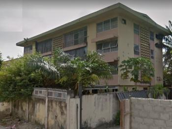a Block of 6 Units of 2 Bedroom and 2 Mini Flats Sitting on 1,200sqm, Off Awolowo Way, Ikoyi, Lagos, Block of Flats for Sale