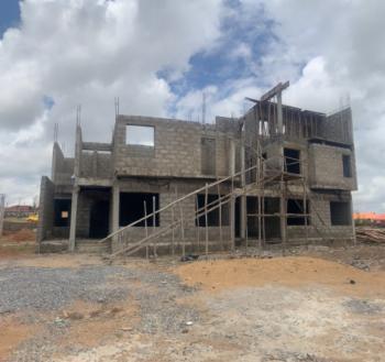 4 Bedroom Terrace Duplex, Valley View Estate, Lokogoma District, Abuja, Terraced Duplex for Sale