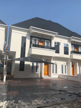 New Built Four Bedroom House, Chevron, Lekki, Lagos, Semi-detached Duplex for Rent
