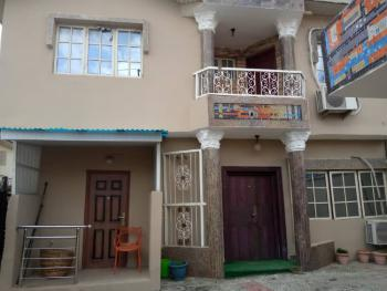 This Is Another 4  Bedroom Semi-detached House Private Compound., Abike Street, Lekki Phase 1, Lekki, Lagos, Semi-detached Duplex for Rent