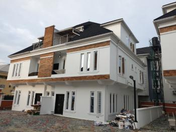 Beautiful Finished 4 Bedroom Semi Detached, Lekki, Lagos, Semi-detached Duplex for Rent