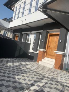 Newly Built Four Bedroom House, Chevron, Lekki, Lagos, Semi-detached Duplex for Rent
