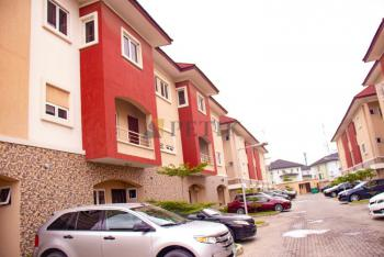 3 Bedroom Terraced Duplex, Osapa London, Lekki, Lagos, Terraced Duplex for Rent