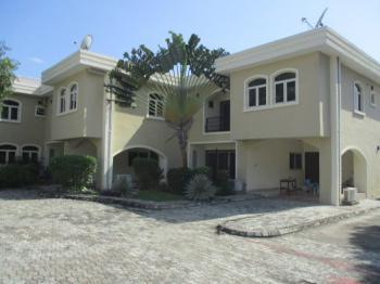 Magnificent 4 Bedroom Duplex with 2 Rooms Bq., Foreshore Estate., Osborne, Ikoyi, Lagos, Semi-detached Duplex for Rent