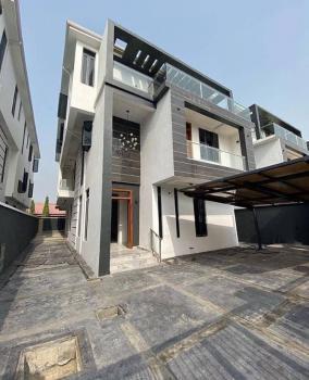 Luxury 6 Bedroom Fully Detached Duplex with 2 Room Bq, Lekki, Lagos, Detached Duplex for Sale