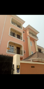 Newly Built 3 Bedroom Apartment, Salem Opposite Nicon Town, Lekki, Lagos, House for Rent