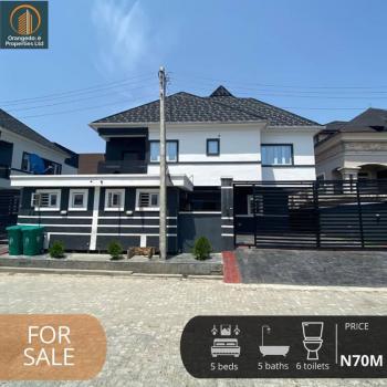 5 Bedroom Detached Duplex, Idado Before Chevron, Igbo Efon, Lekki, Lagos, Detached Duplex for Sale