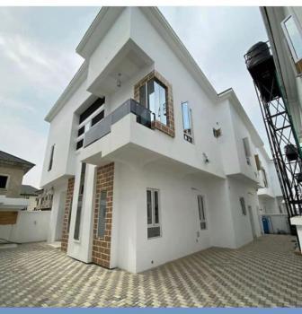 Very Spacious 5 Bedroom Fully Detached Duplex with a Bq, Osapa London, Lekki Phase 1, Lekki, Lagos, Detached Duplex for Sale