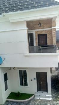 4bed Semi Detached Duplex with Bq, Off Domino Pizza Ologohlo Lekki, Lekki, Lagos, Semi-detached Duplex for Sale