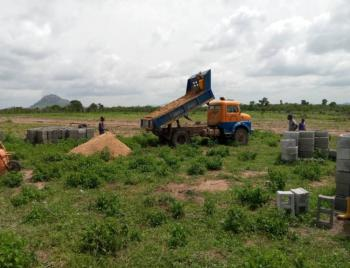 Plot of Land, Immediately After  Train Station, Idu Industrial, Abuja, Residential Land for Sale